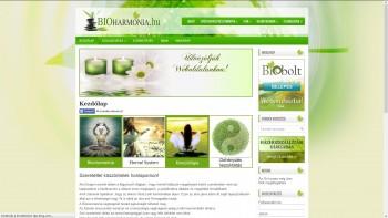 www.bioharmonia.hu / Budapest