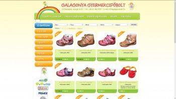 www.galagonyacipo.hu / Budapest