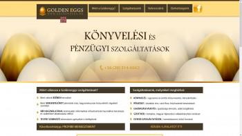 www.goldeneggs.hu / Szeged