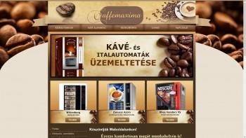 www.kávéautomata.com / Budapest