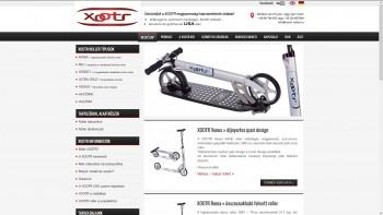 www.xootr-roller.hu / Sopron